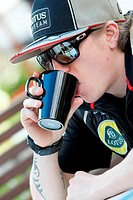 Kimi Raikkonen FIN Lotus F1 Team, F1, Australian Grand Prix, Melbourne, Australia