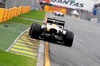 Heikki Kovalainen FIN Caterham F1 Team, F1, Australian Grand Prix, Melbourne, Australia