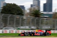Mark Webber AUS, Red Bull Racing, F1, Australian Grand Prix, Melbourne, Australia
