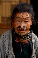 The face tattoos of the Apatani tribe are the cultural signatures of this unqiue tribe of Arunachal Pradesh. This practice is no longer allowed by the...