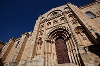 Zamora cathedral  Spain