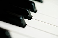a Piano_keyboard,