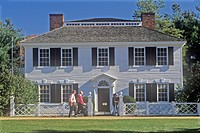 House in Sturbridge, Massachusetts