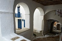 Greece, Cyclades islands, Tinos, Tripotamos village