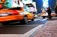 42nd Street, Broadway, Times Square, Manhattan, New York City, USA