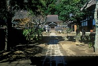 The Engaku_Ji Zviroku_San Dai_Engaku Kosho Zen_Jin, a Zen Center, Kamakura, Little Old Kyoto, near Tokyo