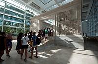 Italy, Lazio, Rome, Ara Pacis art Center