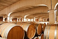 David Moreno wine cellar, La Rioja, Spain