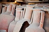 Old amphoras