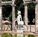 Roman villa _ Tivoli