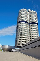 BMW, Munich, BMW Museum, BMW Headquarters, Bavaria, Germany