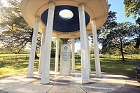 Magna Carta Monument at Runnymede Surrey England