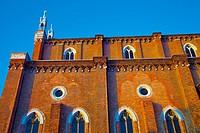 Italy, Venice, San Marco, Giovanni E Paolo Church
