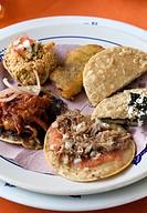 El Baijo Restaurant in Cuitlahuac, Azcapotzalco - Mexico City