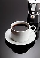 Coffee With Percolator