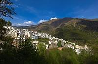 Las Alpujarras, Trevélez, Alpujarras Mountains area, Granada province, Andalusia, Spain