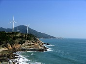 Wind Turbine,Fujian,China