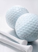 Golf ball,close_up