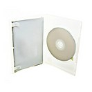 blank box and cd or dvd disk