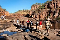 Katherine Gorge in Nitmiluk National Park  Northern Territory, Australia