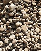 Study of river rocks