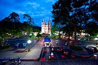 Main Park, Jardin, Southwestern Antioquia, Antioquia, Colombia