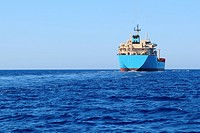 chemical transport boat offshore sailing tanker