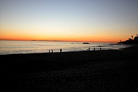 Sunset, Laguna Beach, California, JW_104_029_05