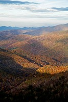 Autumn Images, Blue Ridge Parkway, NC
