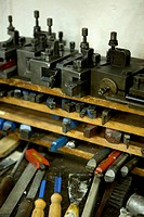 Lathe tools and holders