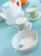 Early health breakfast