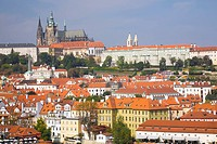 Prague Castle district, Prague, Czech Republic