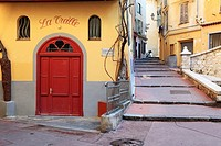 Nice, old town, Alpes-Maritimes, 06, French Riviera, Cote d'Azur, PACA, France