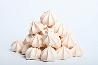 A heap of meringues