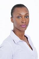 Portrait of businesswoman, close up