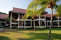 Hotel, Pulau Redang Island, Malaysia