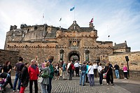Europe  United Kingdom  Scotland  Edinburgh & The Lothians  Edinburgh  Edinburgh Castle