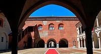 Broletto palace, Novara