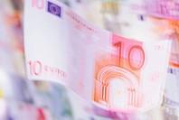 Blurred Euro