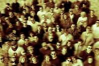Blurred Crowd