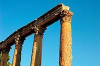Relics in Anman,Jordan