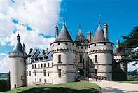 Chateau de Chaumont-sur-Loire, Loire Valley (UNESCO World Heritage List, 2000). France.