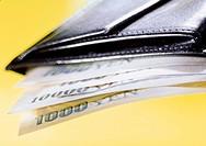 Yen in a Wallet