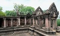 The ancient city of Muang Boran, Bangkok, Thailand.