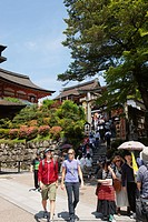 Jishu_jinja shrine, Kiyomizu_dera temple, Kyoto, Japan