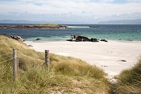 Traigh Ban, White Strand of the Monks, Beach, Iona, Scotland, UK