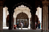 Rang Mahal or the Palace of color also known as Imtiaz Mahal ; UNESCO World Heritage site the famous Delhi fort also known as Lal Qila  or Red Fort co...