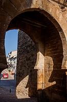 Puerta del Losal, Losal gate  Úbeda  Jaén province  Spain