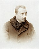 Portrait of Hugo Wolf Windischgratz, 1860 _ Vienna, 1903, Austrian composer
