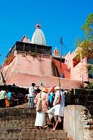 Mansa Devi temple; Haridwar ; Uttar Pradesh ; India